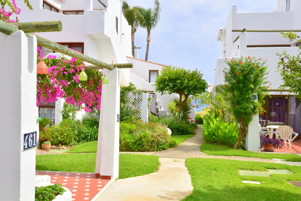 Costa Natura Resort  Nudist Naturist Rental Apt 461 12