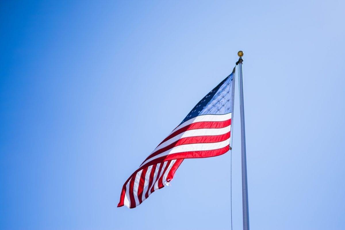 america flag cypress cove
