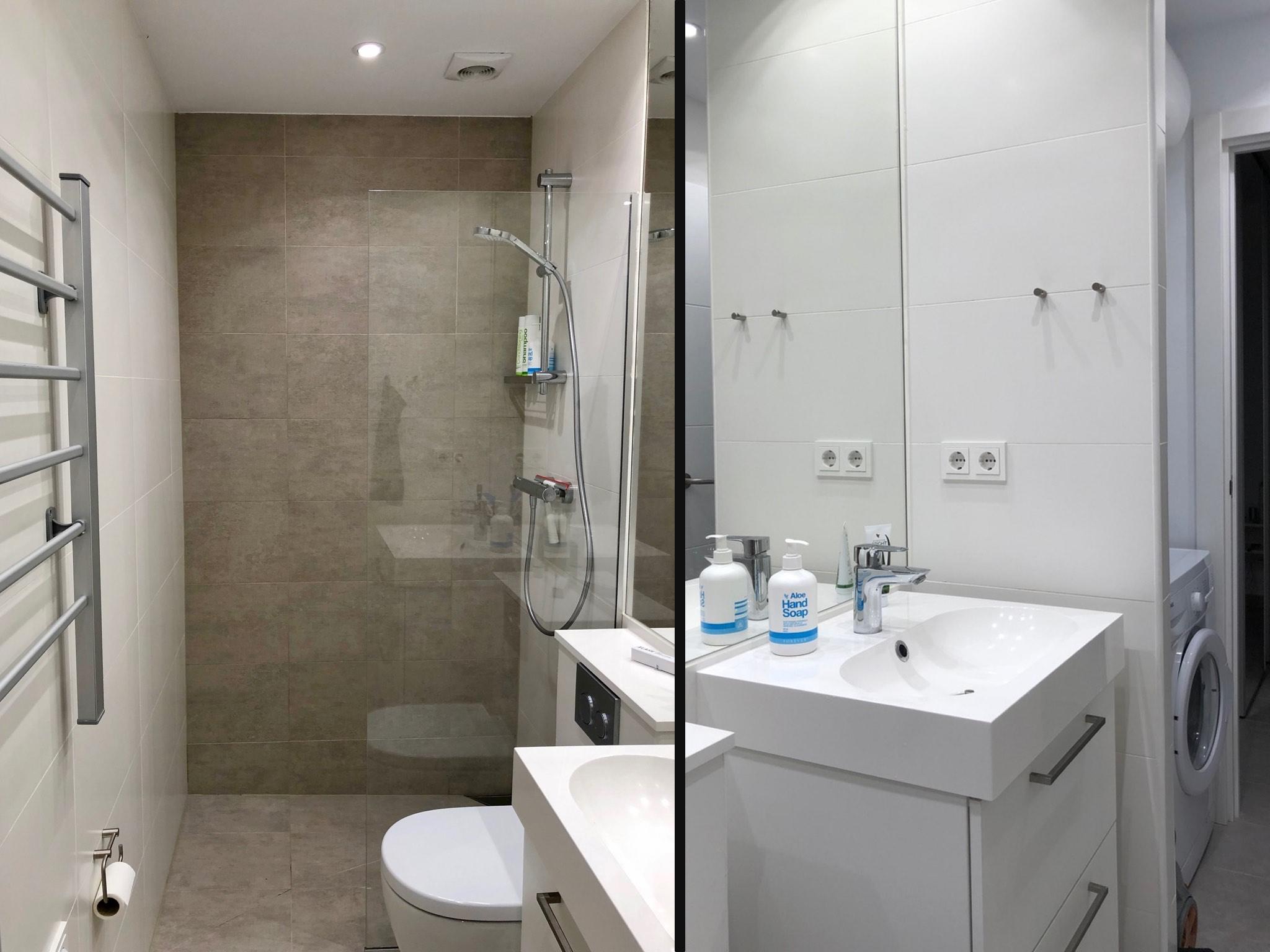 CN41 5 bathroom combined