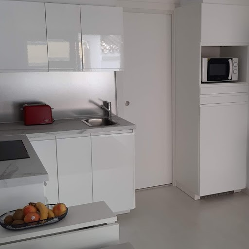 apartment 741 kitchen