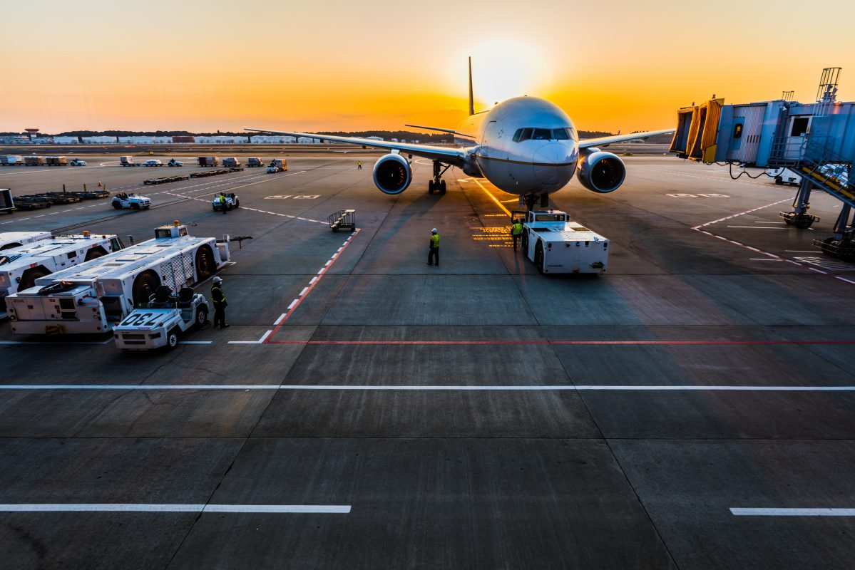 airport spain